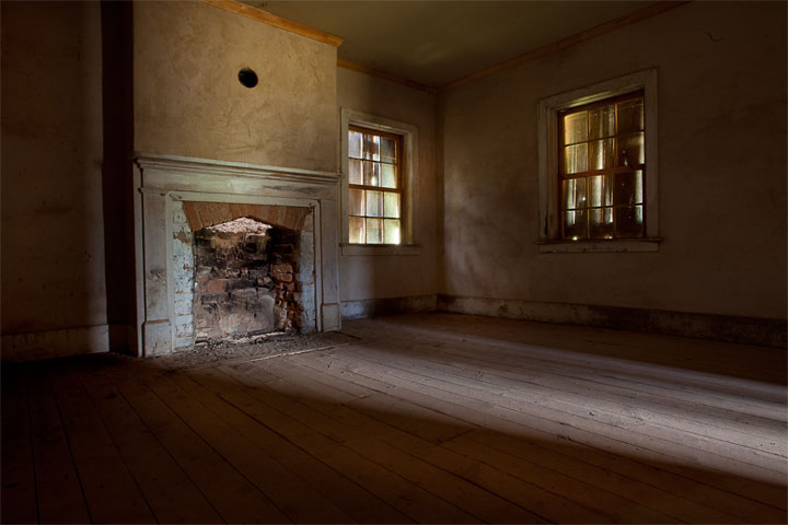 Inside a Grafton Homestead