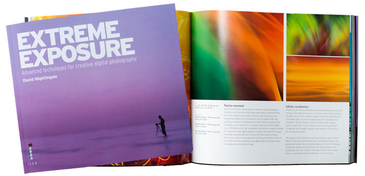 Color is a Verb included in David Nightingale's new book Extreme Exposures
