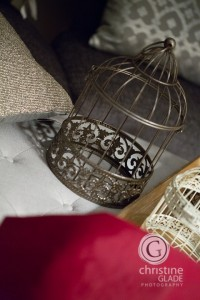 Small details of the new Christine Glade Photography studio client space