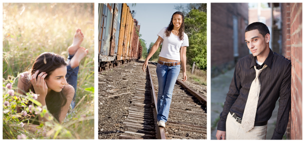 Senior Portrait Sessions