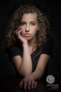 Studio fashion and beauty photography