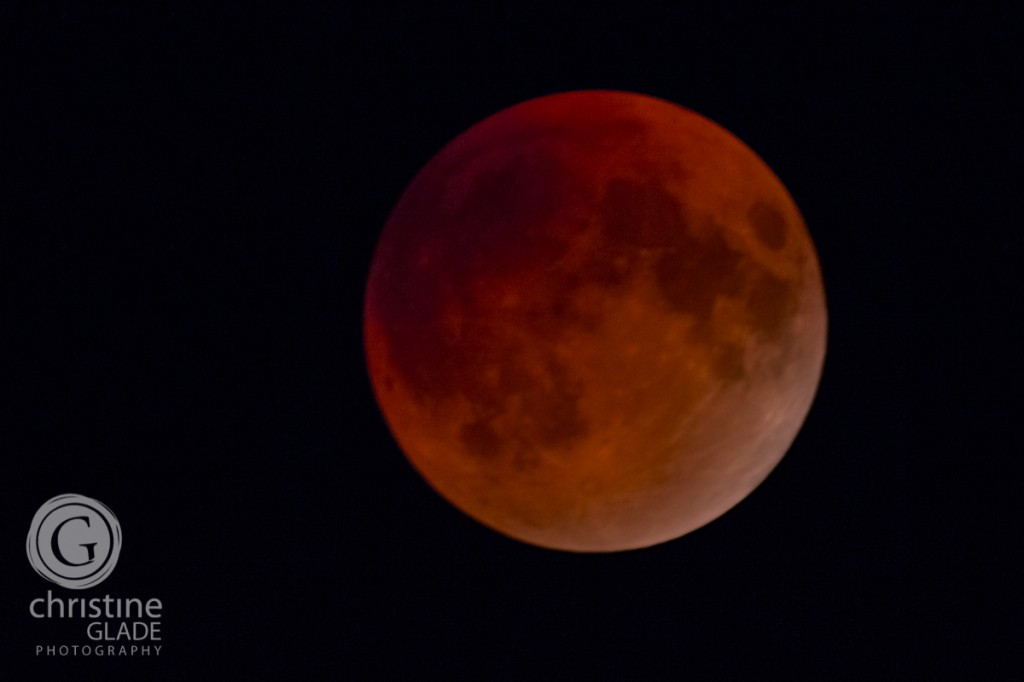 Blood Super Moon Lunar Eclipse September 28, 2015